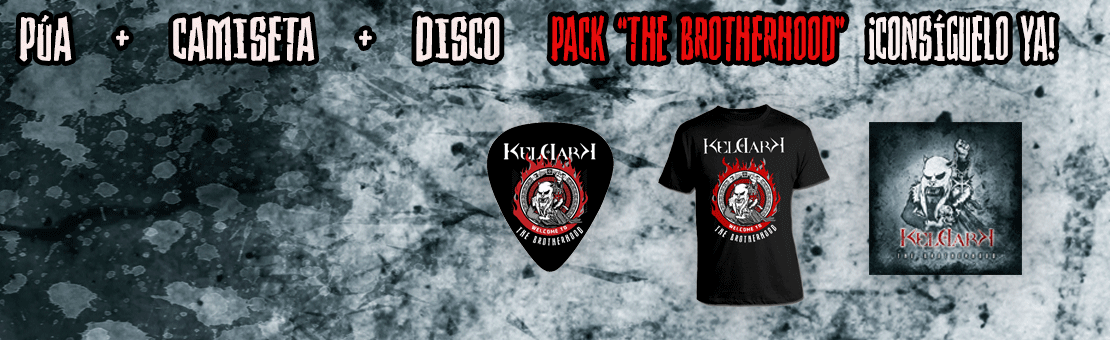 "Comprar Pack ""The Brotherhood"" descuento keldark"